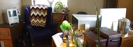 """New Home Office Setup"""
